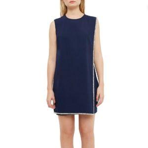 Ted Baker Burford Double Layer Embellished Dress
